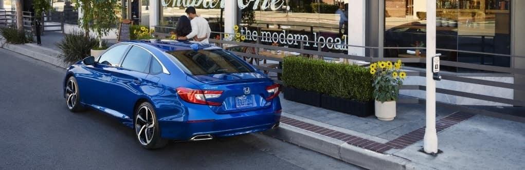 Honda Accord Research