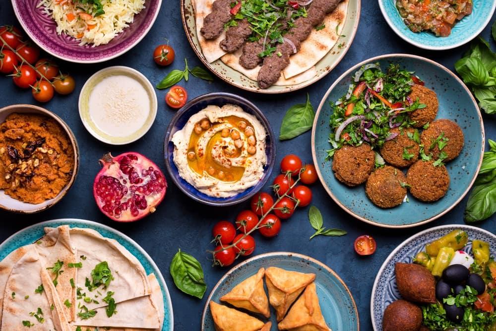 Lebanese cuisine near Abington, PA