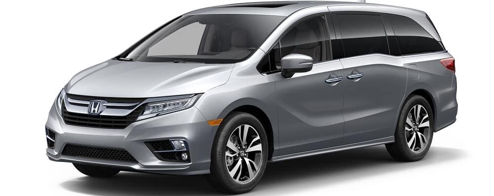 2019 Honda Odyssey Performance Specs
