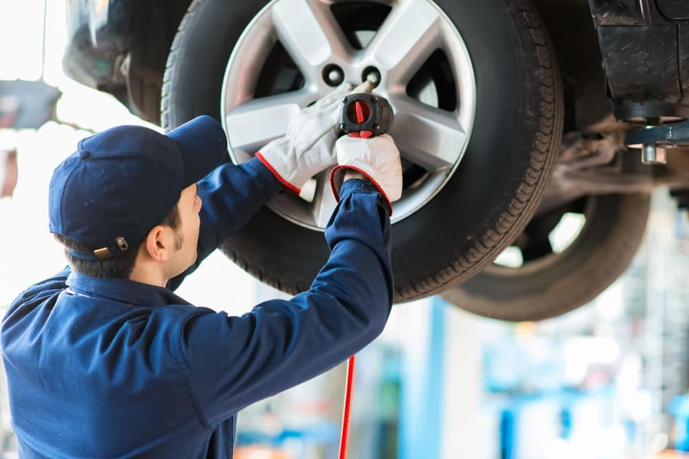 Tire Service near Willow Grove, PA