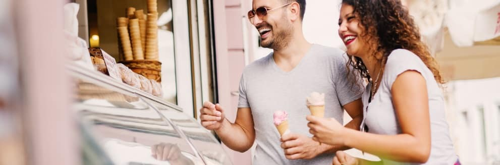 Ice Cream Shops near Abington, PA