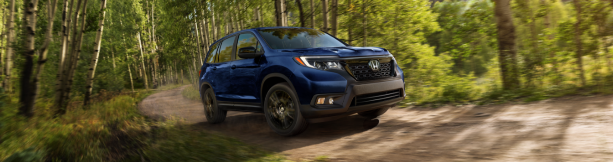 Honda Passport Reviews