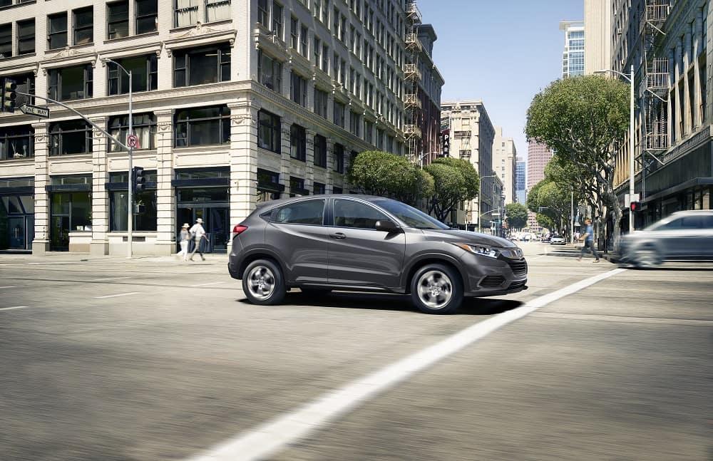 Honda HR-V Exterior Features