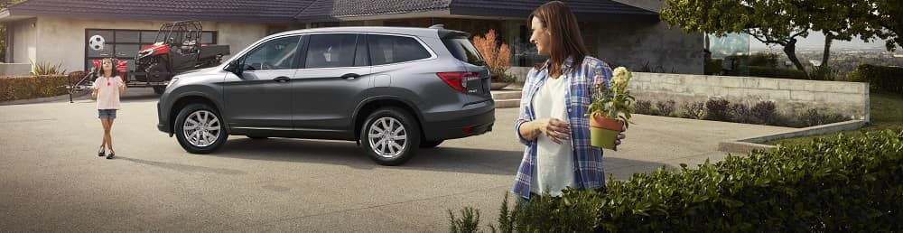 Honda Pilot Features