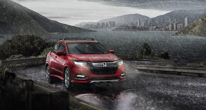 2019 Honda HR-V Safety Features