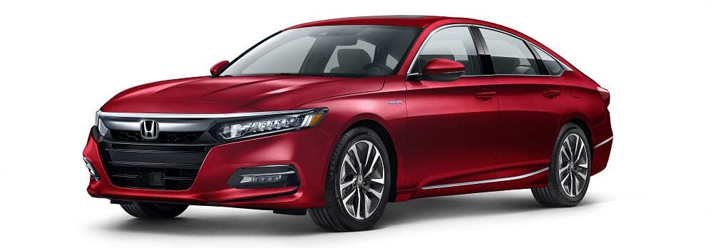 2019 Honda Accord MPG