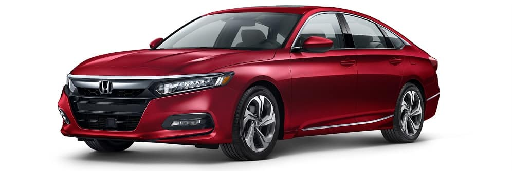 Honda Accord EX Radiant Metallic Red