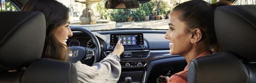 Honda Accord Safety