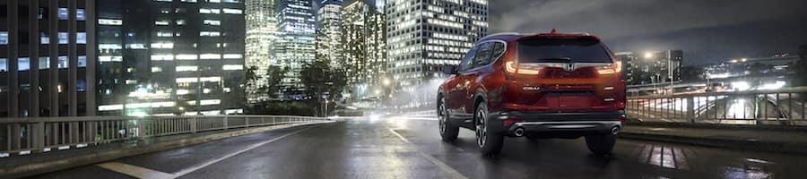 Honda CR-V Dashboard Light Guide