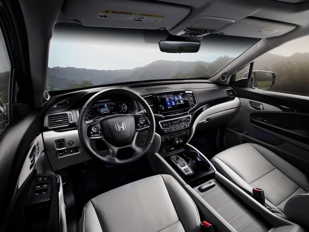 Honda Pilot Interior Amenities