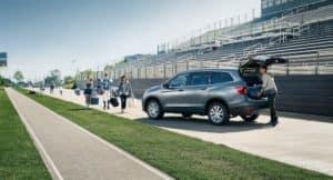 Honda Pilot Safety Features