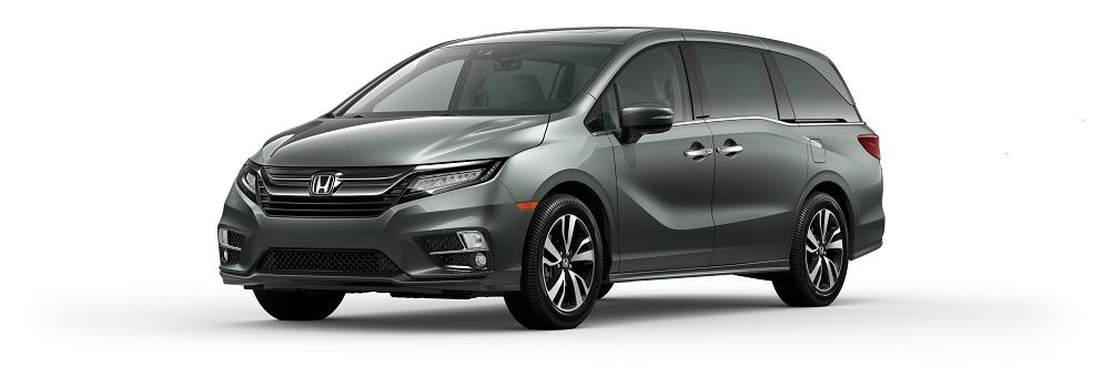 2020 Honda Odyssey Forest Mist