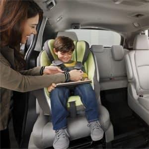 Honda Odyssey Interior Cabin