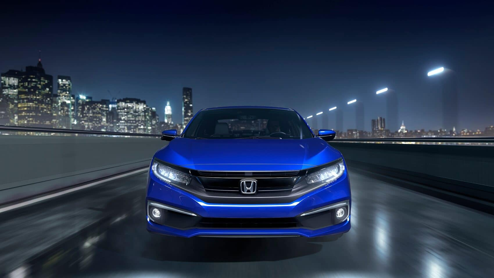 2020 Honda Civic Engine Power