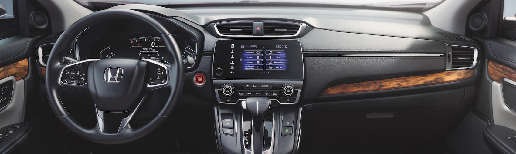 2020 Honda CR-V interior Abington, PA