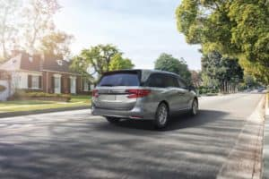 Honda Odyssey Safety Features