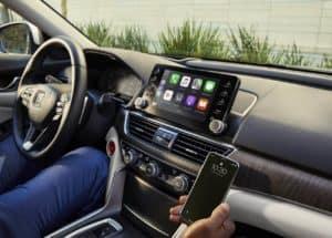 Honda Accord Interior Technology