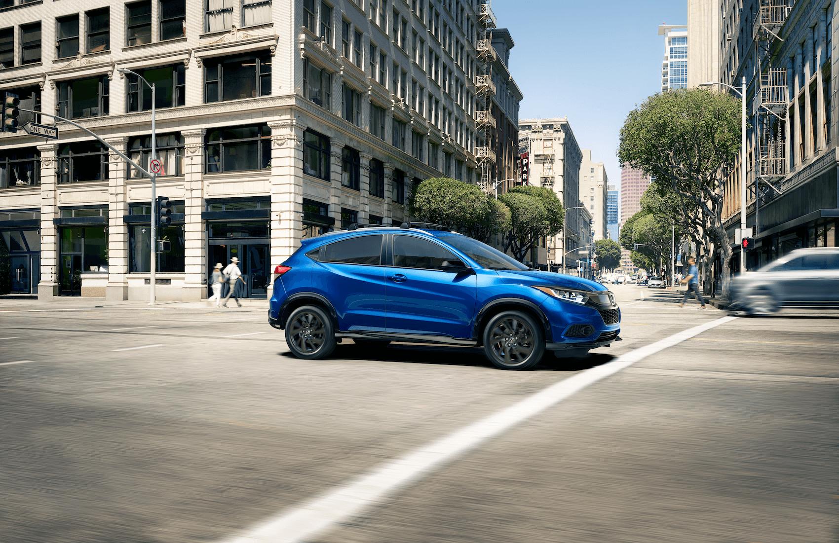 Honda HR-V Safety