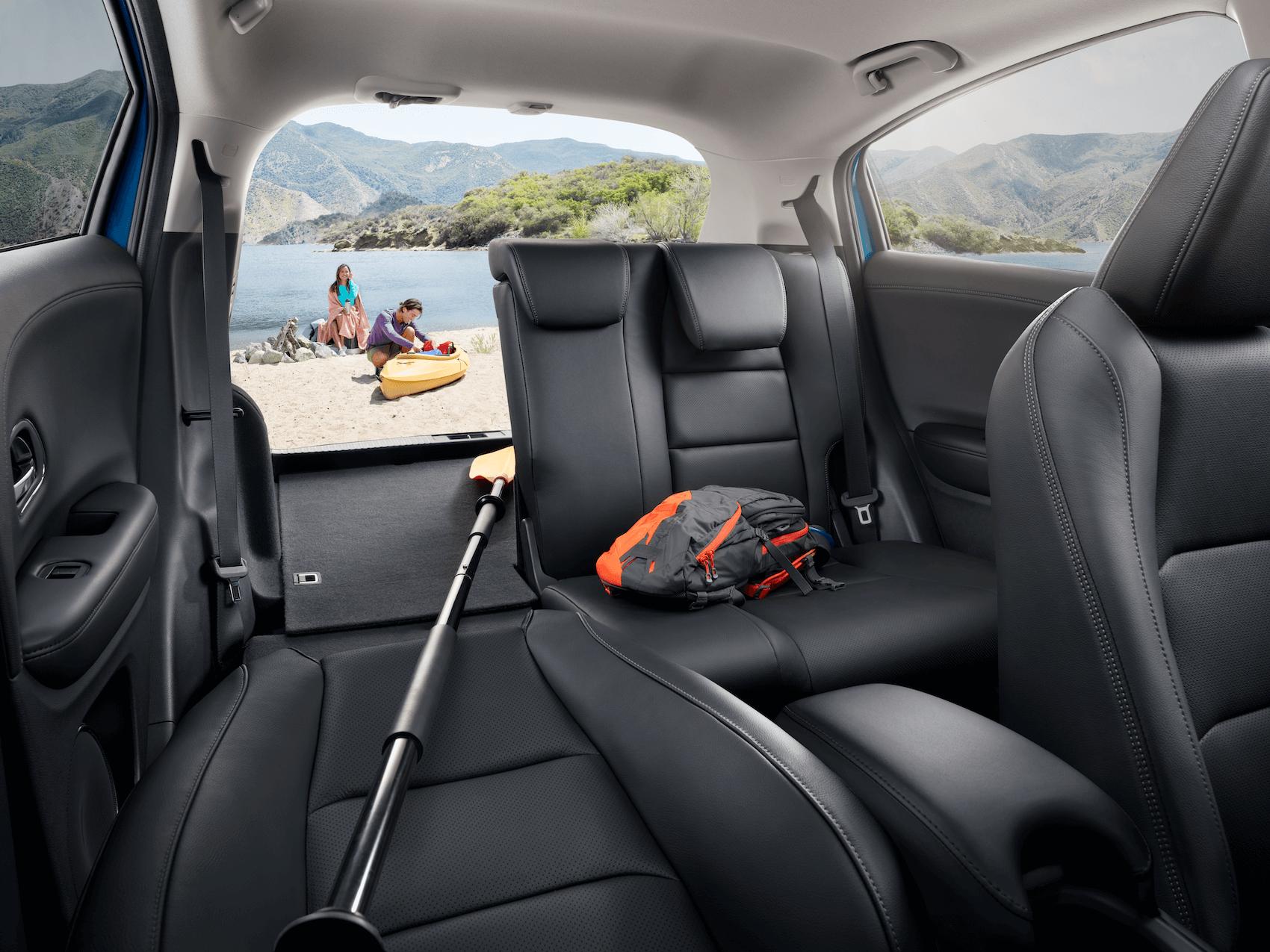 Honda HR-V Cabin Features