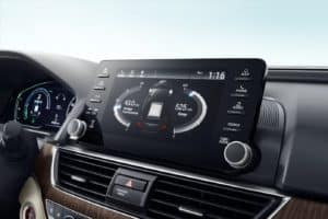 2021 Honda Accord Infotainment