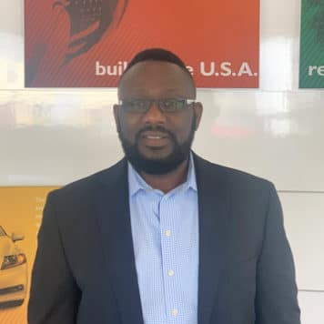 Mike Akutah