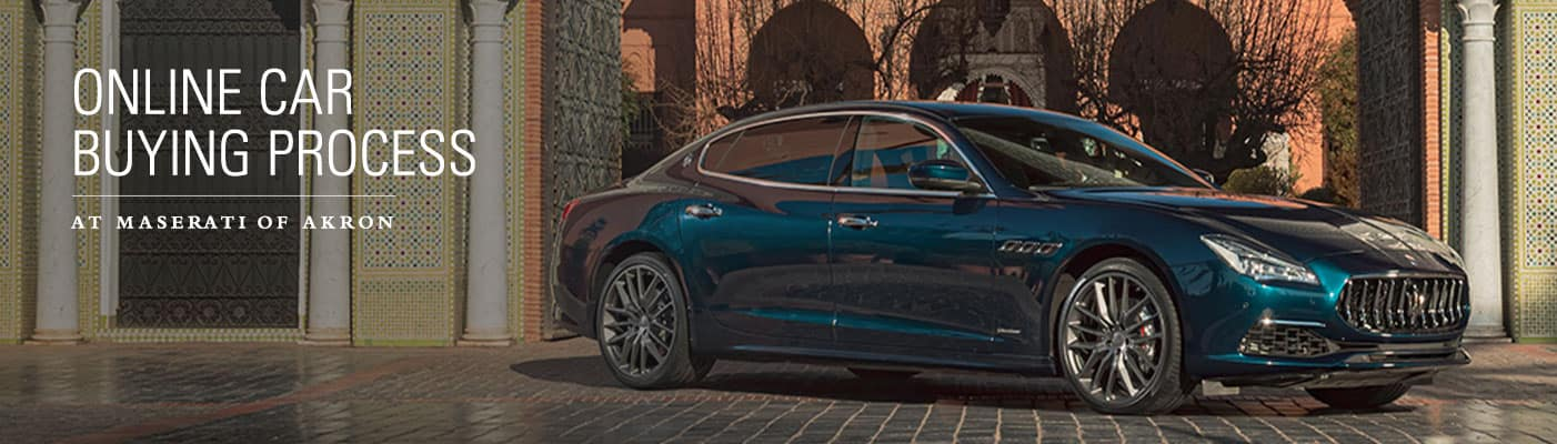 Buy a Car Online - Maserati Akron
