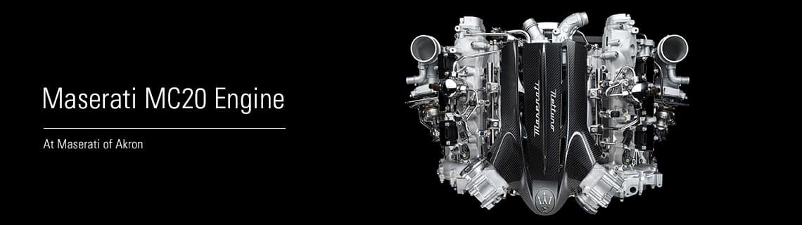 Maserati Nettuno Engine Overview - Maserati of Akron