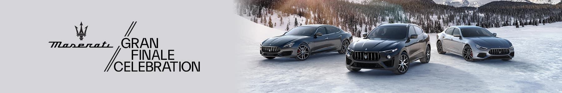 Maserati Lease Offers in Akron Ohio