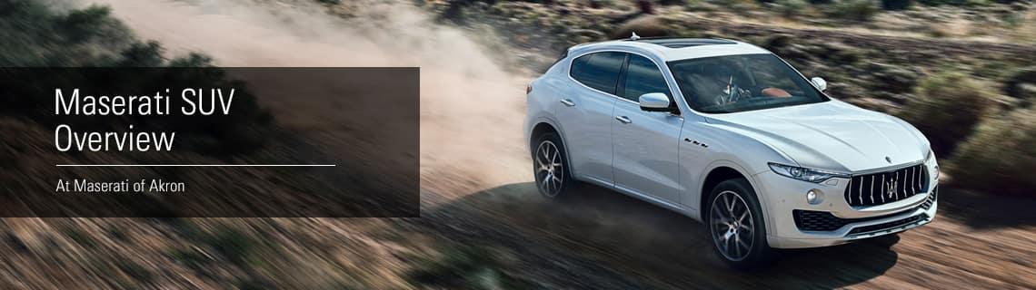 2021 Maserati SUV Overview – Maserati Akron