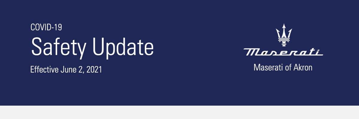 Alfa Romeo Akron Covid-19 Safety Update