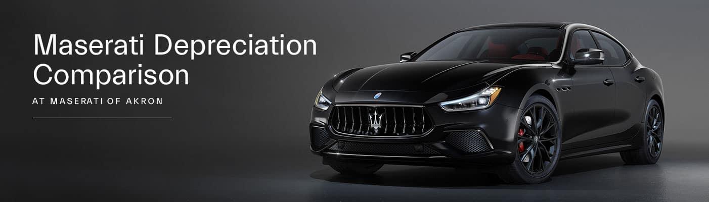 Do Maseratis Depreciate Too Quickly?   Maserati of Akron