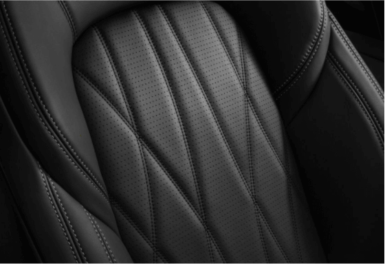 2020 Maserati Ghibli Seat