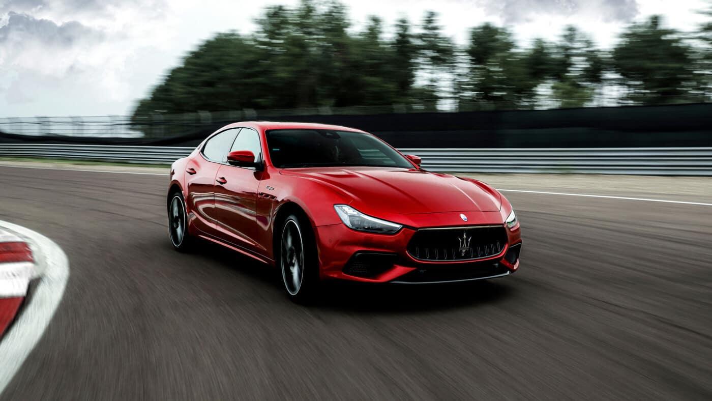 2021 Maserati