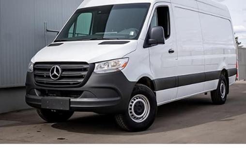 2019 RWD Sprinter Diesel Cargo or Crew vans