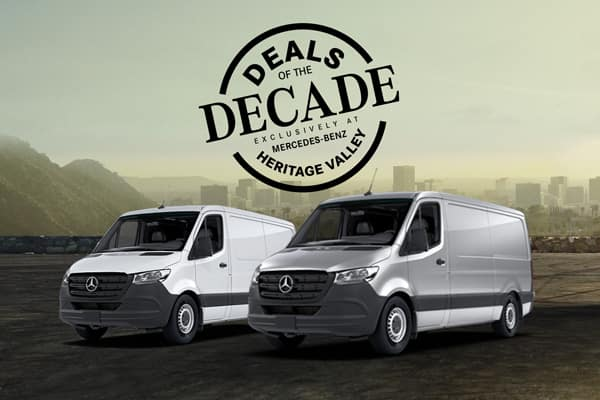 2019 Sprinter Diesel Cargo Van