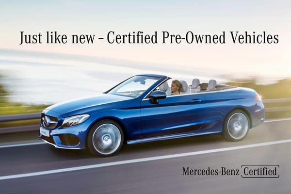 Just like new - Certified Pre-Owned Vehicles