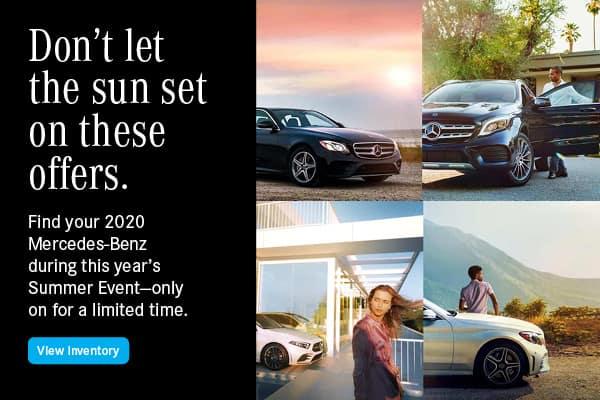 2020 Mercedes-Benz Summer Event