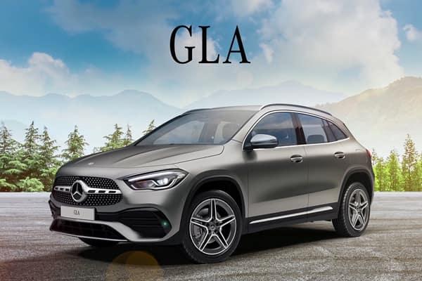 2021 GLA250M