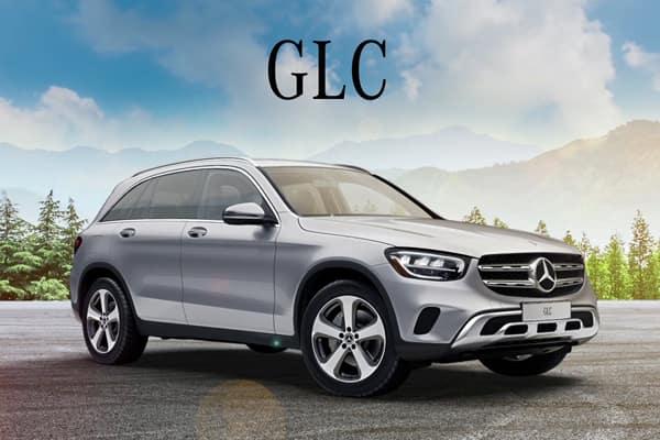 2021 GLC300 4M