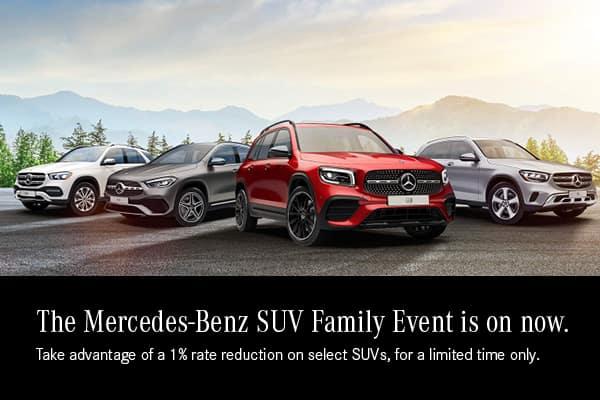 SUV Family Event
