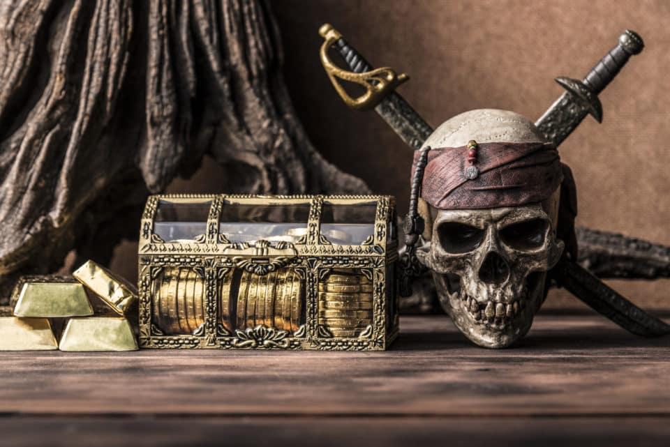 Sail Away With Pirates