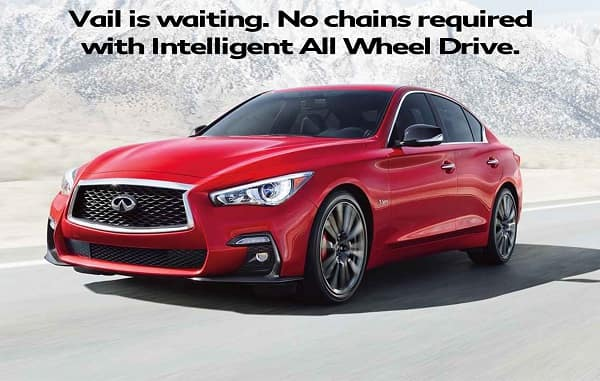 New 2019 INFINITI Q50 3.0t 300hp LUXE AWD Sedan