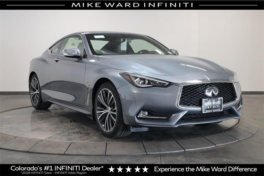 2019 INFINITI Q60 lease offer