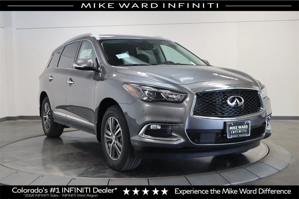 2019 INFINITI QX60 lease offer