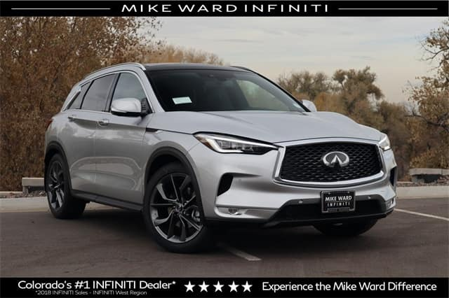 2019 INFINITI QX50 wins award