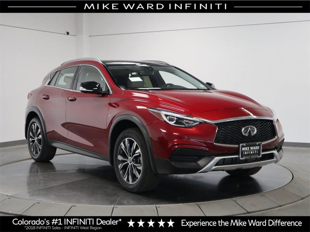 2019 INFINITI QX30 Safety Features