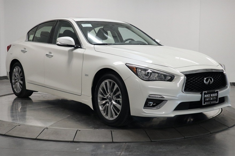 2019 Q50 3.0t LUXE AWD Lease Offer