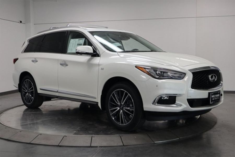 2020 QX60 PURE AWD Lease Offer