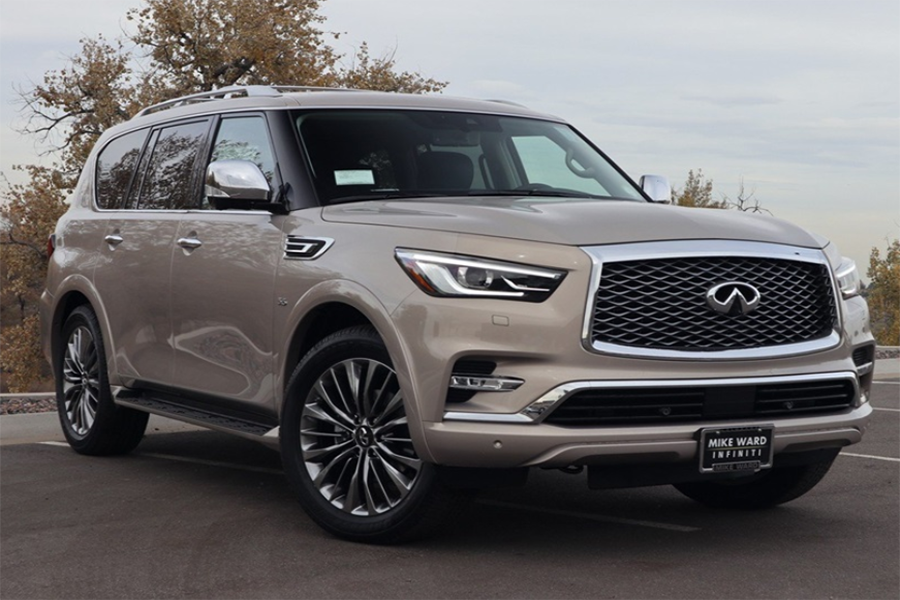 2019 QX80 LUXE 4WD Lease Offer