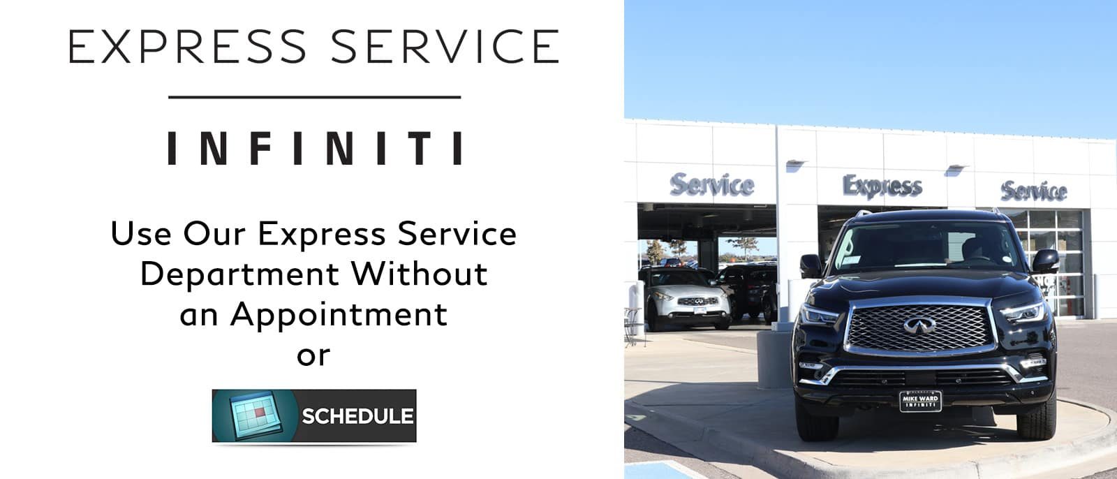 INFINITI Express Service